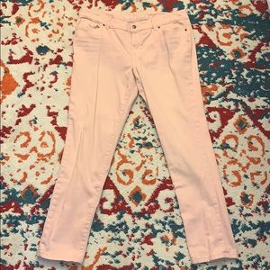 The Limited Pink Jeans
